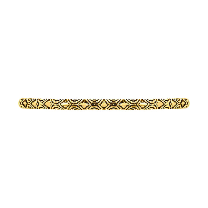 Golden Bubble Fashion Bracelet Bar, Large