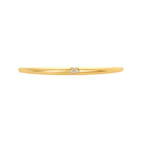 Golden Pave Heart Fashion Bracelet Bar, Large
