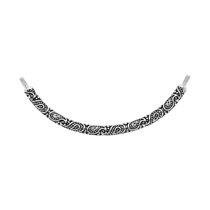 Paisley Fashion Bracelet Bar, Small
