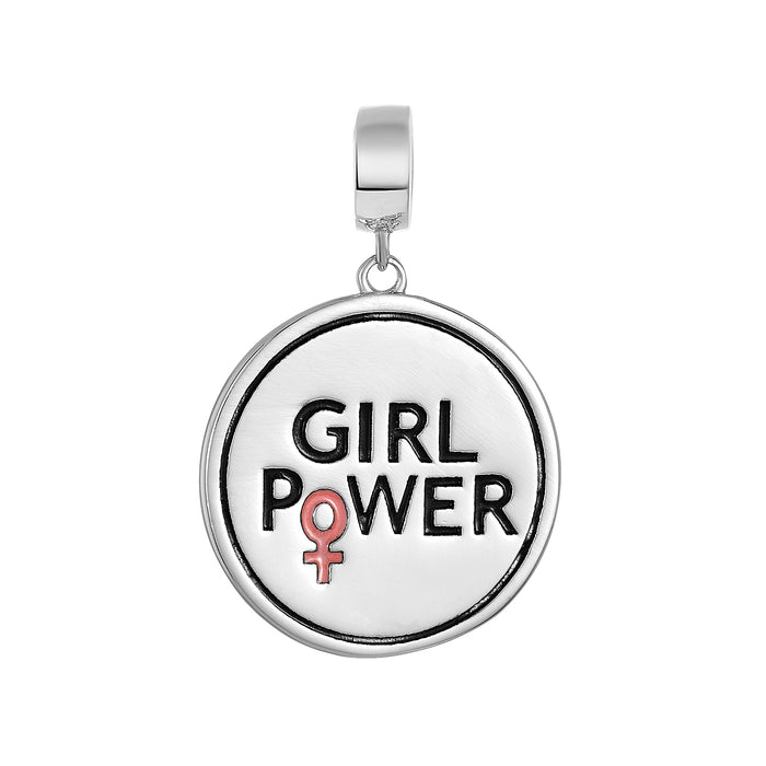 Girl Power Charm