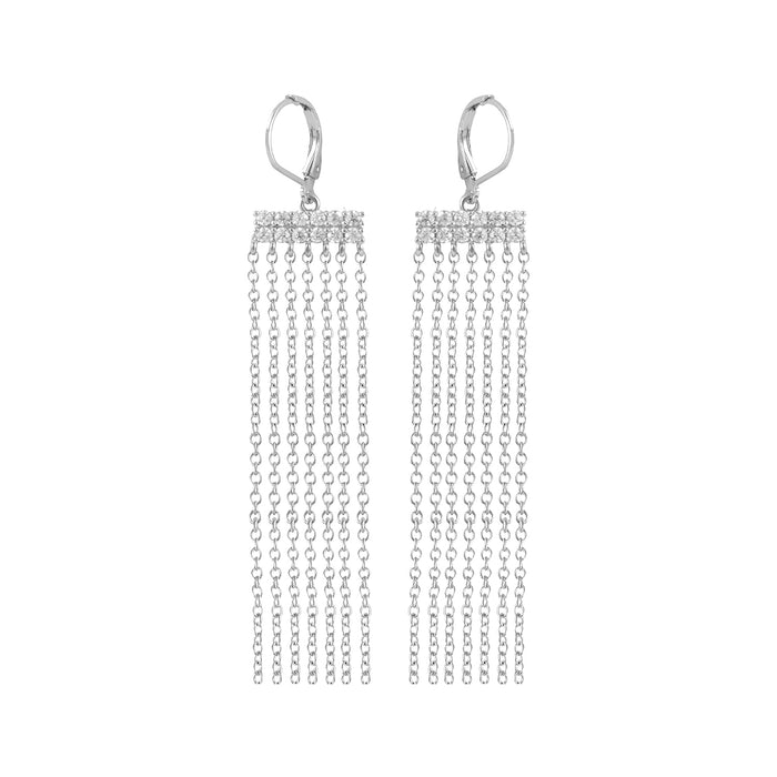 Tassle Dangle Earring