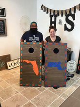 03/28/20 (2:00pm) Cornhole Board Workshop