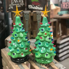 12/02/19 (6:30pm) Ceramic Christmas Tree Workshop