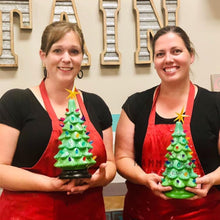 11/14/19 (7:00pm) Ceramic Christmas Tree at Halpatters