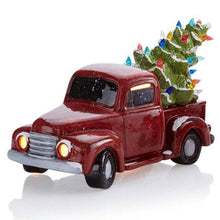 10/19/19 (2:00pm) Ceramic Christmas Tree Truck Workshop