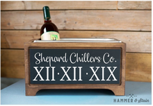03/20/20 (6:30pm) Wine Chiller Workshop
