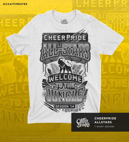 Season 14 Registration Shirt