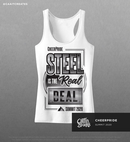 *NEW* Steel Summit 2020 Tank