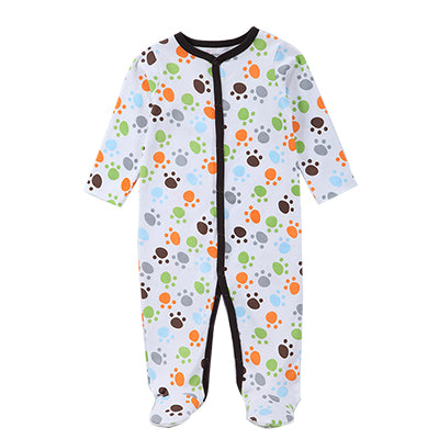 2016 New Arrival Baby Rompers Long Sleeves Cute Styles Baby Clothing Newborn Baby Costumes Clothes - BabyBus Stop