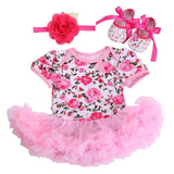 Baptism Baby Girl Dress - BabyBus Stop