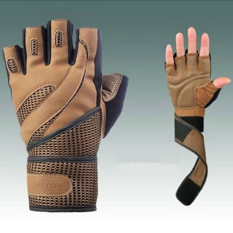 Gym Body Building Gloves - BabyBus Stop