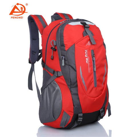 Man Woman Fashion Backpacks Hot Nylon Waterproof  Bags Sack Men - BabyBus Stop