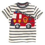 New summer baby boys clothes - BabyBus Stop