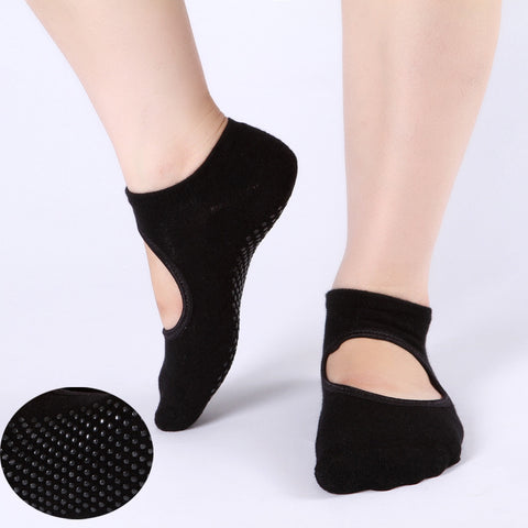 Sports Fit Yoga Socks - BabyBus Stop