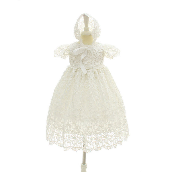 Baby Girl Dresses For Baptism - BabyBus Stop