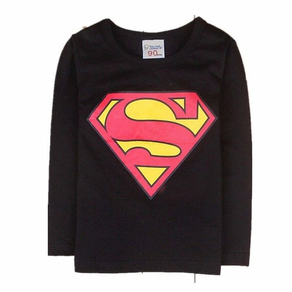Baby Boys superman T-Shirts - BabyBus Stop