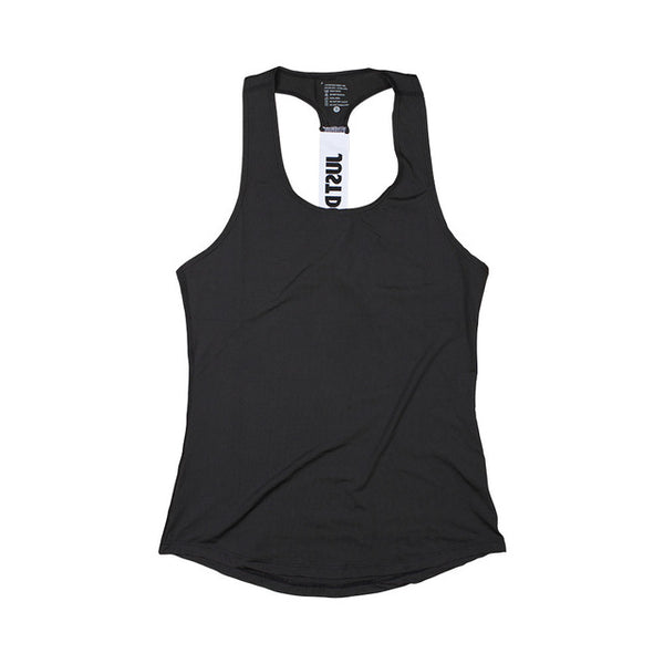 ALBREDA Professional yoga vest sleeveless solid color loose Quick Drying - BabyBus Stop