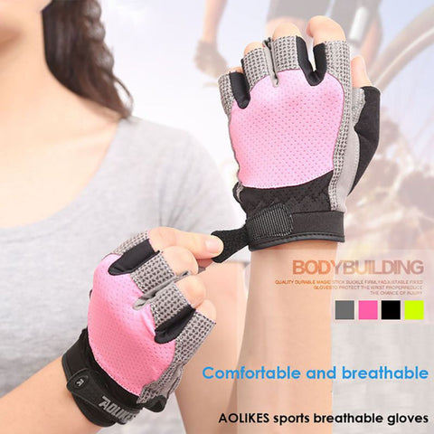 Custom Fitness  Gloves - BabyBus Stop