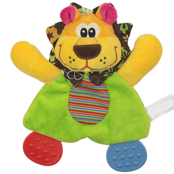 Cartoon Hand Bell Rattles - BabyBus Stop