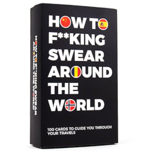 How To Fucking Swear Around The World