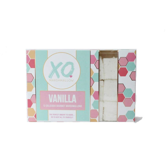 Vanilla Marshmallows