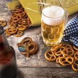 Beer Pretzel Bottle Opener & Bag Clip