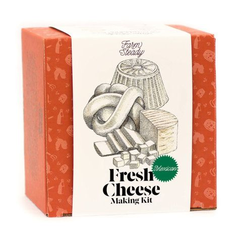 Mexican Fresh Cheese Making Kit