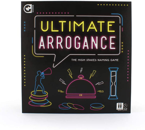 Ultimate Arrogance Party Game