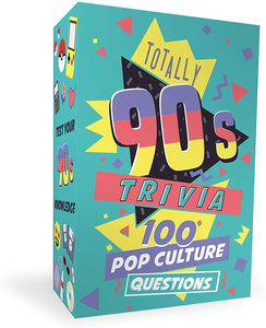 Totally 90's Trivia