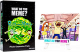 What Do You Meme Game Rick & Morty Expansion Pack