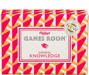 General Knowledge Trivia Game