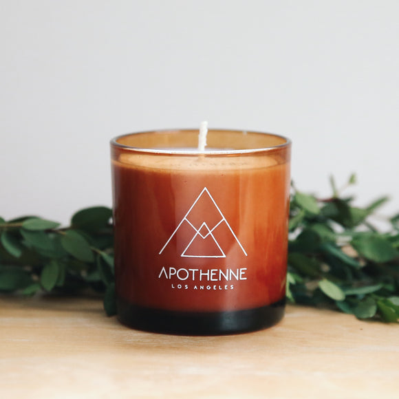 Bourbon & Sandalwood Candle