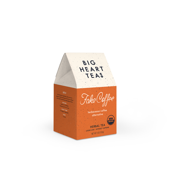 Big Heart Tea- Fake Coffee