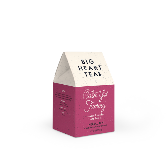 Big Heart Tea- Calm Yo Tummy