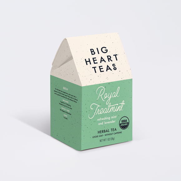 Big Heart Tea- Royal Treatment
