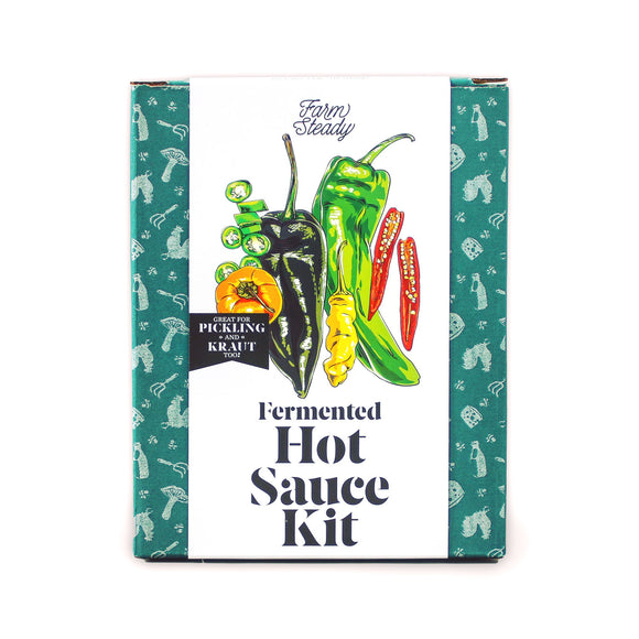 Fermented Hot Sauce Kit