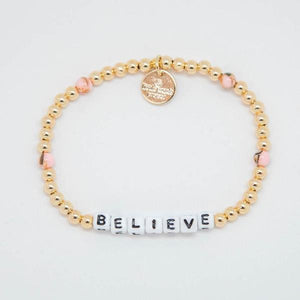 Believe- Gold-Filled