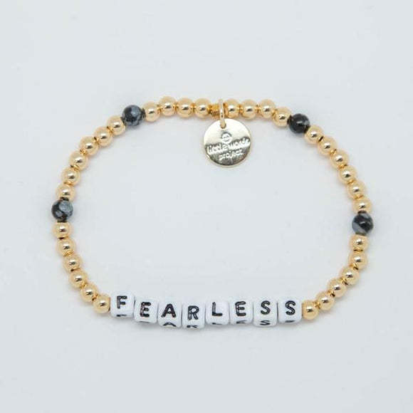 Fearless Bracelet- Gold-Filled