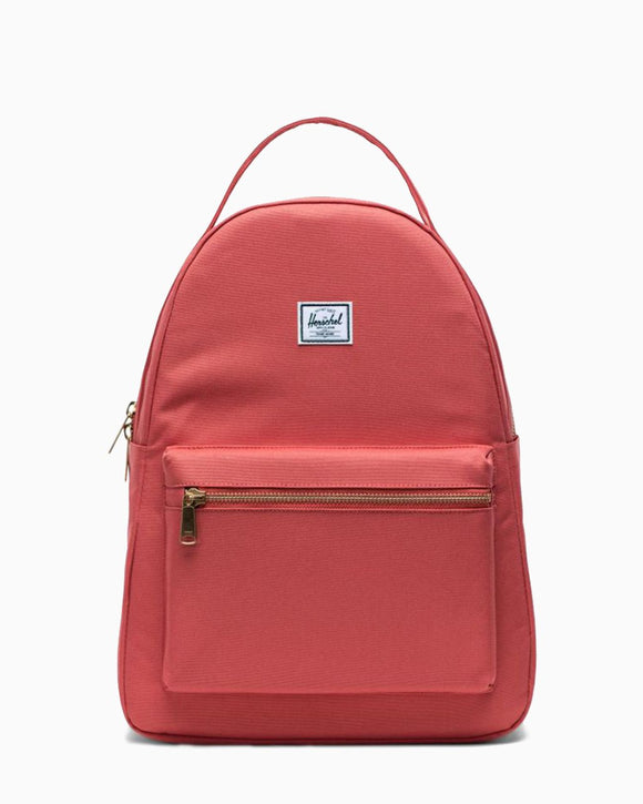 Nova Backpack | Mid-Volume- Mineral Red