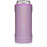 Hopsulator Slim Can Cooler- Glitter Violet