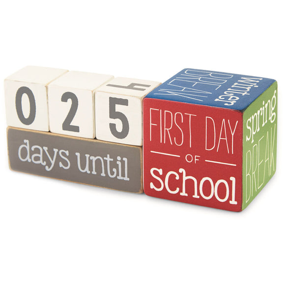 Teacher Countdown