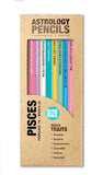 Astrology Pencils Pisces