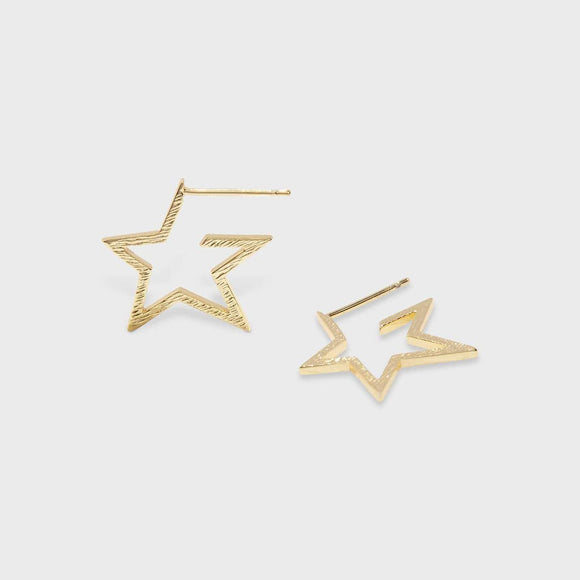 Super Star Small Hoops