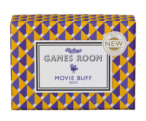 Movie Buff Trivia Game