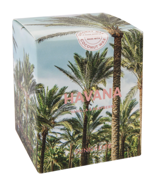 Havana Small Scented Candle