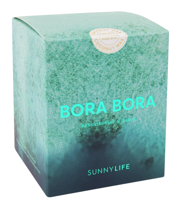Bora Bora Small Scented Candle