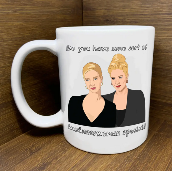Romi and Michelle Mug