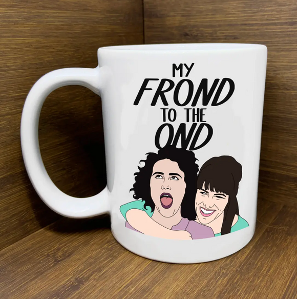 Broad City Mug