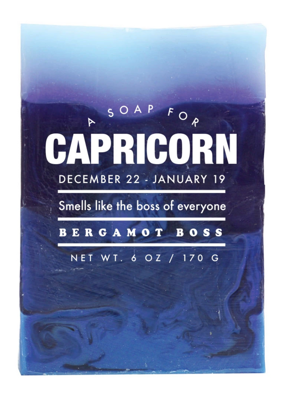 Astrology Soap Capricorn