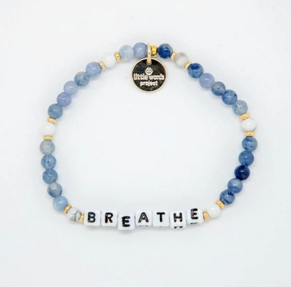 Breathe Bluestone Bracelet